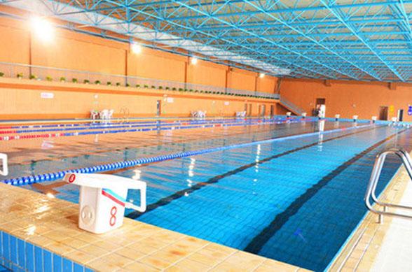 Shanxi yuncheng gymnasium