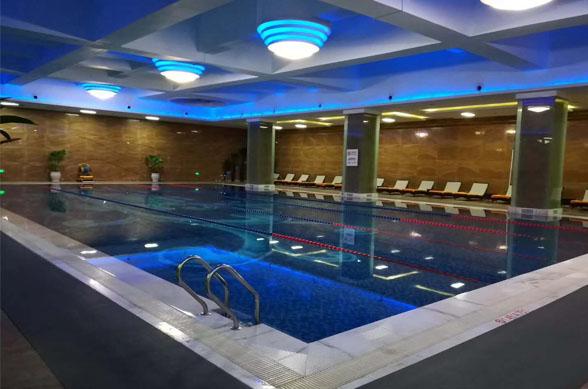 Tianyu field five-star hotel swimming pool